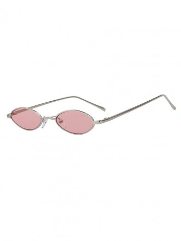 Sluneční brýle Morgan růžové