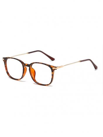 VeyRey Brýle blokující modré světlo Orvar hnědé