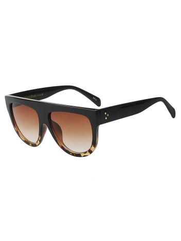 VeyRey Sluneční brýle Pirrie hnědé