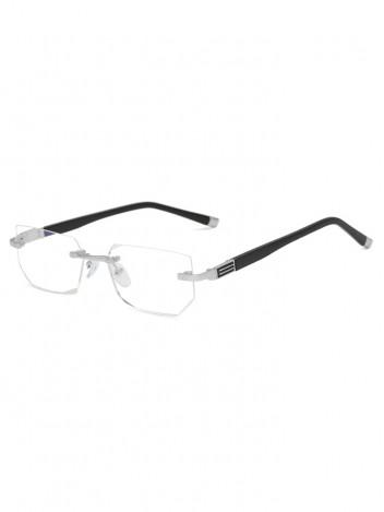 VeyRey Brýle k počítači Sallis stříbrné