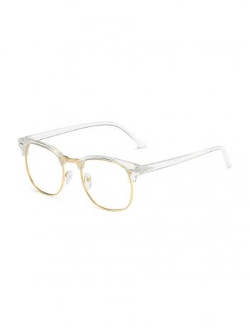 VeyRey Brýle blokující modré světlo Sigrid čiré