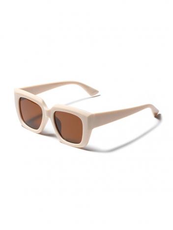 VeyRey Sluneční brýle Solbrit hnědé