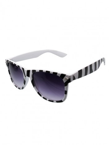 Sluneční brýle VeyRey Nerd zebra