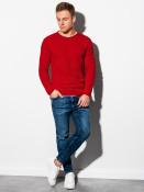 Ombre Clothing Pánský svetr Noman červený