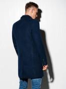 Ombre Clothing Pánský kabát Niko navy