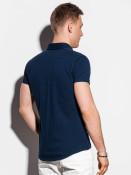 Ombre Clothing Pánská košile Coyne navy