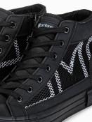 Ombre Clothing Pánské kotníkové boty Harrison černá