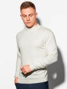 Ombre Clothing Pánský svetr Luca ecru