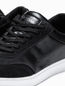 Ombre Clothing Pánské kotníkové tenisky Kennet černá