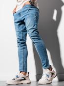 Ombre Clothing Pánské džíny Irm světle modrá