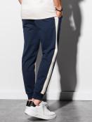 Ombre Clothing Pánské tepláky Mart navy