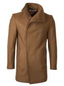 Mens Coat Lenard Brown S
