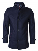 Mens Coat Raimond Navy S