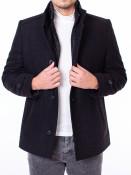 Mens Coat Marsh Black S