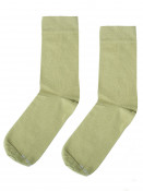 Mens Socks Pea Green size 39-41