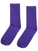 Mens Socks Violet Purple size 39-41