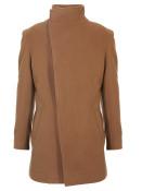 Zapana Pánský vlněný kabát Lawson
