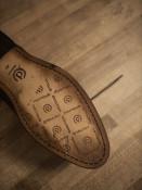 Duo Men Pánské společenské boty Vincenzo
