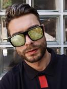 VeyRey Sluneční brýle Acacia žlutá skla