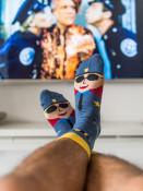 Hesty Socks Pánské ponožky Cope modré