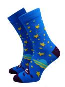 Hesty Socks Pánské ponožky Ufo tmavě modré