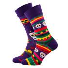 Mens socks Peru Multicolor