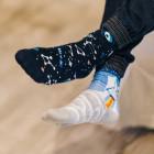 Many Mornings Veselé vzorované ponožky Space Trip